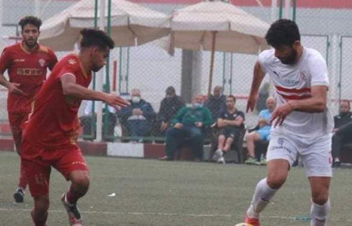 نجوم الغد | شباب الزمالك يسحق سيراميكا 4-0 في دوري الجمهورية