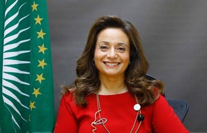 مصرية تفوز بمنصب مفوض الاتحاد الإفريقي للبنية التحتية والطاقة للمرة الثانية على التوالي
