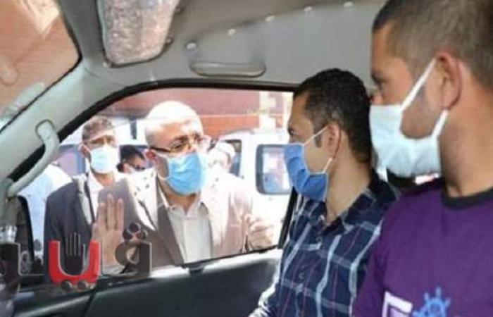 تحرير 117 محضر عدم ارتداء كمامة وفض 7 سرادقات ببني سويف