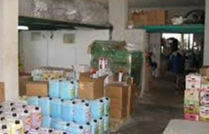 ضبط 8 مصانع بدون ترخيص في حملة بالقليوبية