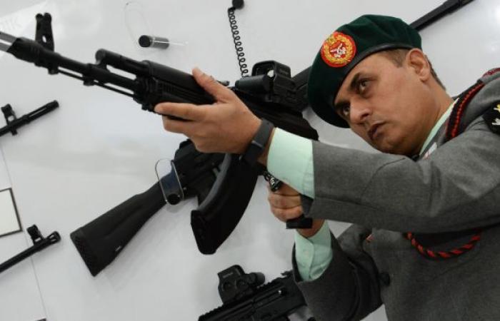 """""""كلاشنيكوف"""" تدخل سوق الأسلحة الشخصية ببندقية جديدة...فيديو"""