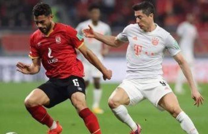 """ياسر إبراهيم عقب هزيمة بايرن ميونخ: """"الحمد لله وربنا يكرمنا فى اللى جاى"""""""