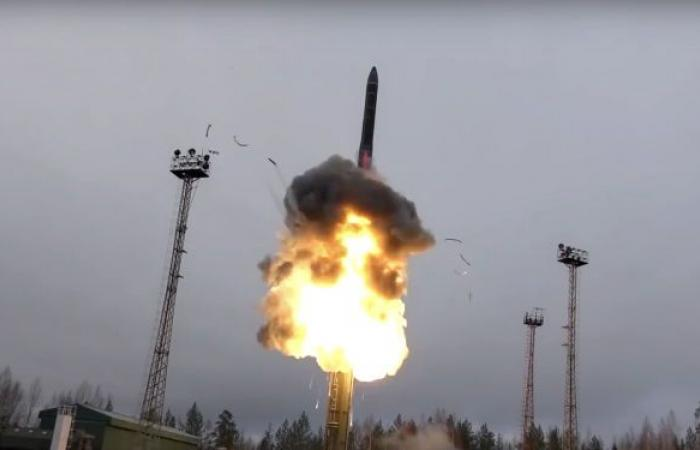 روسيا.. إقامة نظام ردع استراتيجي غير نووي