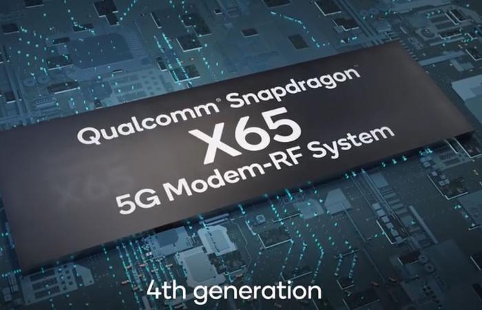 كوالكوم تعلن رسمياً عن أول رقاقة مودم 5G بسرعة 10 جيجابت