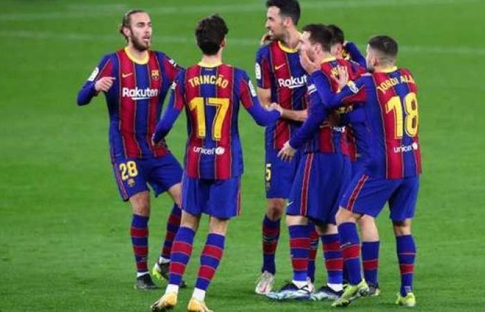 غضب في برشلونة قبل مواجهة باريس سان جيرمان