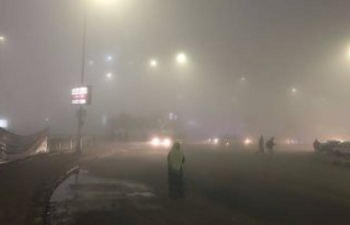 طوارئ بغرف عمليات المرور تحسبا لظهور الشبورة على الطرق