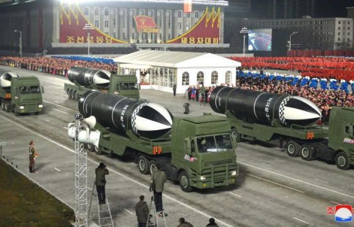 تقرير للأمم المتحدة: كوريا الشمالية طورت برنامجها النووي وأنتجت موادا انشطارية