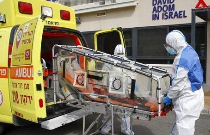 إسرائيل تسجل 7761 إصابة جديدة بـ كورونا