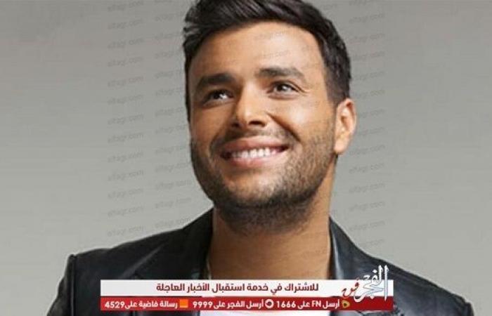 رامي صبري ينهي خلافه مع عزيز الشافعي وتامر حسين