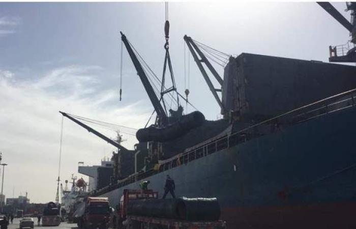 ميناء الإسكندرية: تغلبنا على عقبة غلق البوغاز خلال يناير الماضي