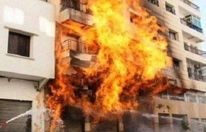بسبب زيت مغلي.. تفاصيل مصرع طفل وإصابة 3 أشخاص في حريق منزل بالإسماعيلية