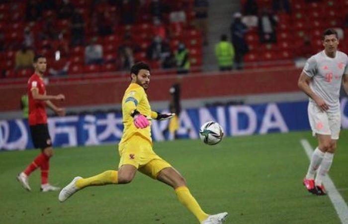 محمد الشناوي: لاعبو الأهلي «رجالة» ونلعب على ميدالية في المونديال