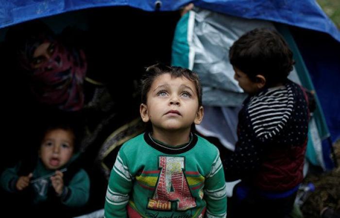 تركيا ترسل مساعدات غذائية لـ 200 أسرة سورية في مخيمات لبنان