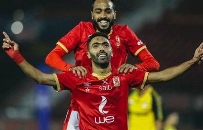 الشحات وكهربا يعودان للقاهرة مع بعثة الأهلي الجمعة