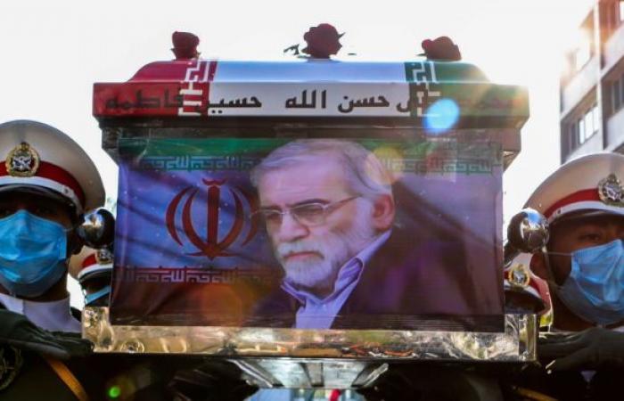 الاستخبارات الإيرانية تؤكد ضلوع أحد أفراد الجيش في اغتيال العالم النووي فخري زاده