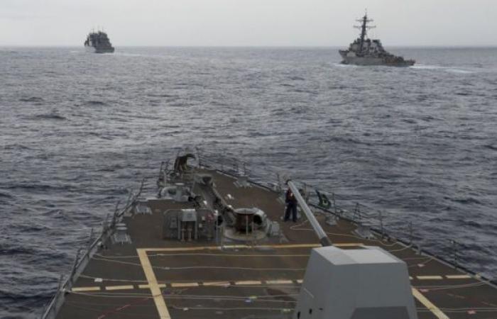 """انتشار لقوات حلف شمال الأطلسي بعد """"تحرك روسي"""" في البحر الأسود"""