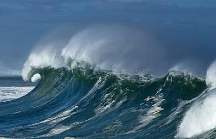 وقوع تسونامي بعد زلزال بقوة 7,5 درجة بالمحيط الهادي