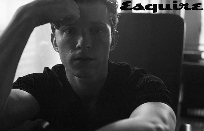 توم هولاند يزين غلاف Esquire وينفى معرفة حبكة فيلمه الجديد بعد 8 أسابيع تصوير.. صور