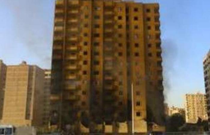 النيابة الإدارية تكشف آخر تطورات أزمة عقار فيصل المحترق