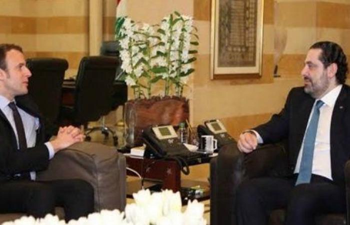 في طريقها للحل.. لقاء يجمع الحريري وماكرون بالاليزيه لبحث أزمة الحكومة