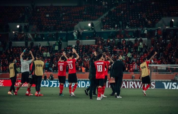 جماهير النادي الأهلي المصري تحلم بسيناريو 2006