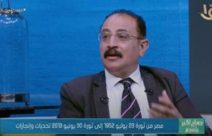 أستاذ علوم سياسية: الحوار الوطنى الفلسطينى دليل على دور مصر الفعال فى القضية