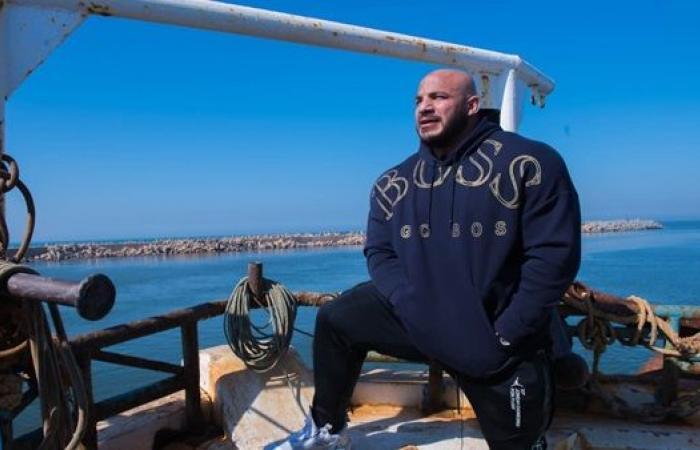 احتفالات خاصة من اهالي بلطيم وكفر الشيخ بالبطل العالمي بيج رامي