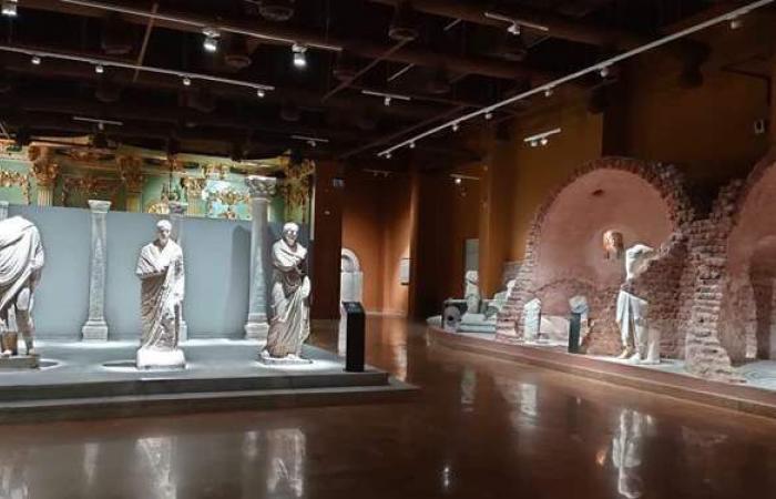 الآثار تكشف حقيقة تلف مقتنيات متحف شرم الشيخ بسبب السيول والأمطار