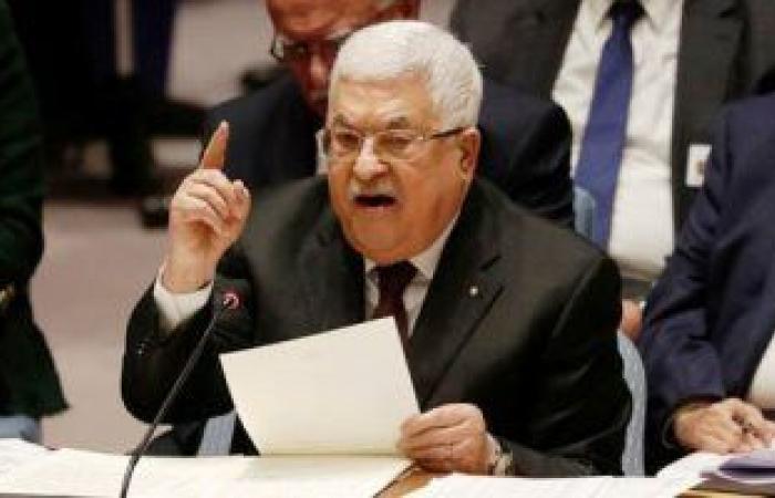 """الرئيس الفلسطينى يدين استهداف مطار """"أبها"""" فى السعودية بعمل إرهابى"""
