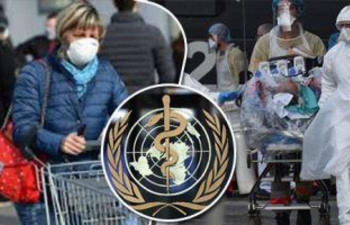 الصحة العالمية: عدد المصابين بكورونا فى إفريقيا يقترب من 3,7 مليون حالة