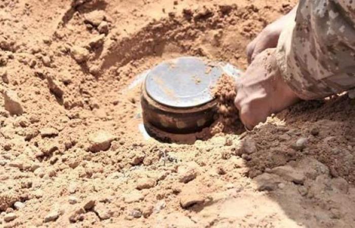 ليبيا: بدء عملية إزالة الألغام بين سرت ومصراتة