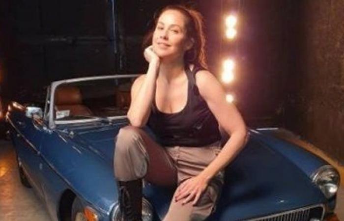 معلومات تفصيلية عن سيارة ريا أبي راشد بعد ظهورها فى برنامجها الجديد