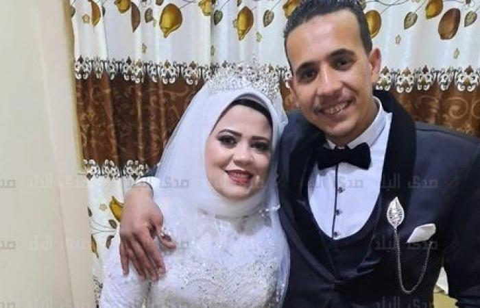 ريهام تخطف قلب إبراهيم فى حفل زفاف بهيج فى سوهاج .. صور