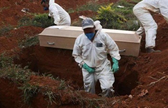 البرازيل تسجل أكثر من 59 ألف إصابة جديدة بكورونا