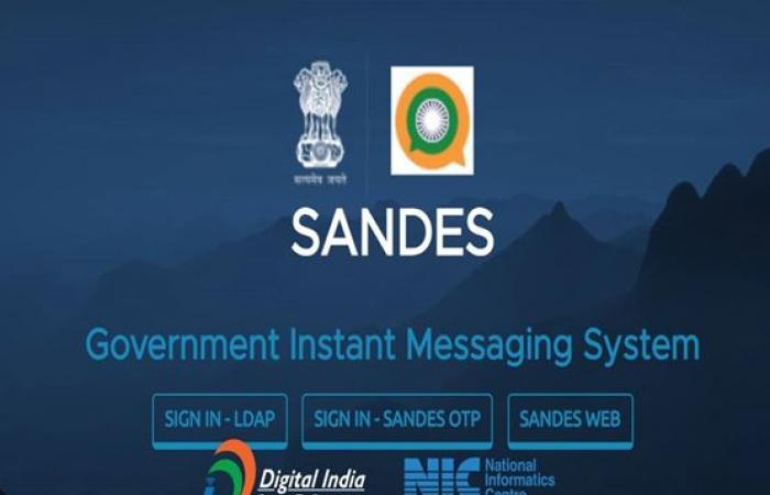 رسميا.. الهند تختبر تطبيق Sandes كـ بديل حكومى عن واتساب