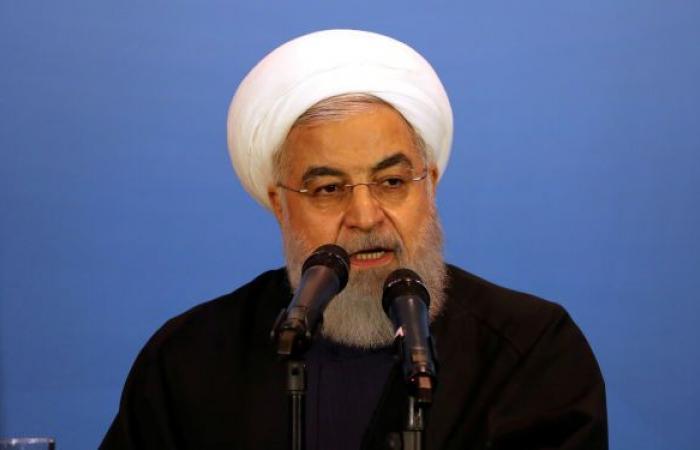 قادة الإمارات وقطر يوجهون رسائل إلى الرئيس الإيراني