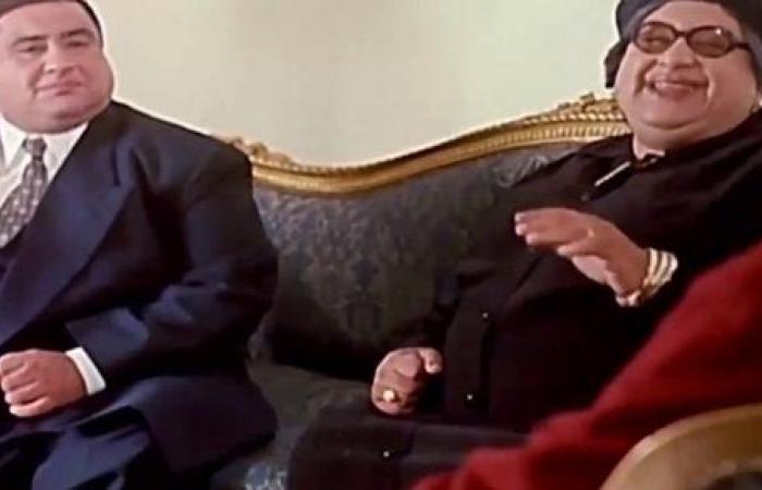 في ذكرى رحيل علاء ولي الدين.. كيف استعان بوالدته في فيلم الناظر؟