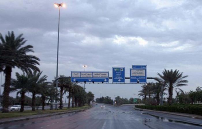 تنبيه من أمطار على الباحة حتى الـ6 مساء