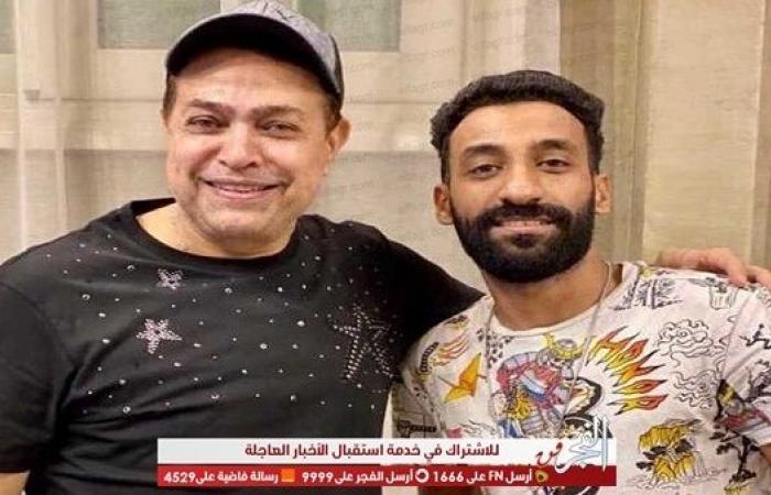 حكيم يروج لأخر أعماله الغنائية مع الموزع إسلام ساسو.. التفاصيل