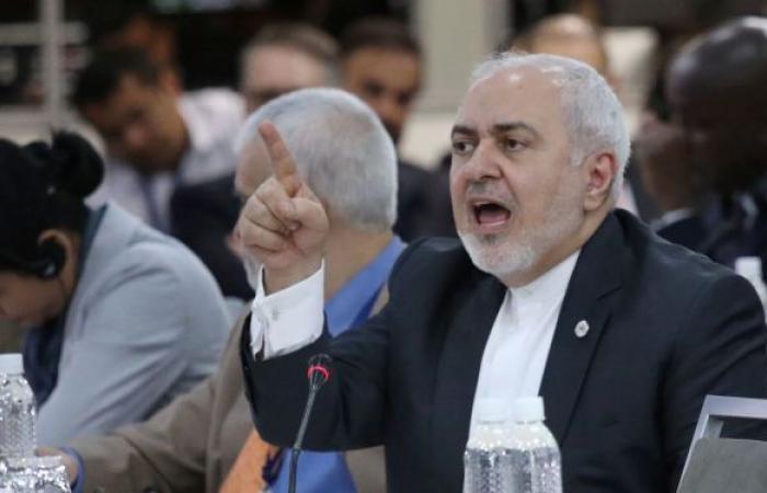 ظريف يتحدث عن 7 رؤساء أمريكيين خسروا رهانهم بسبب إيران
