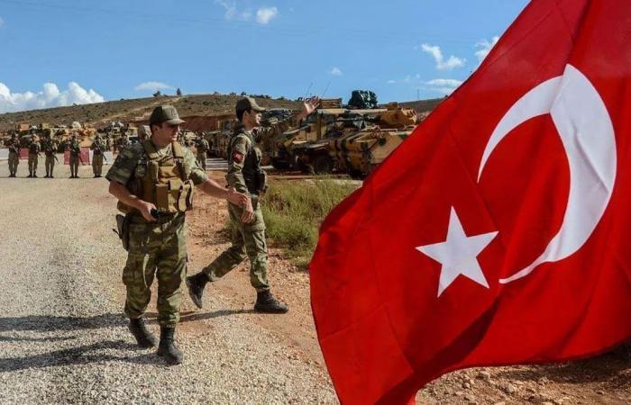 مقتل وإصابة 6 عسكريين أتراك بالعراق خلال عملية «مخلب النسر 2»
