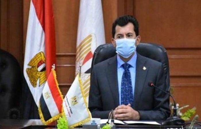 السبت المقبل.. وزير الرياضة يشهد تحدى بيج رامى وكرم جابر
