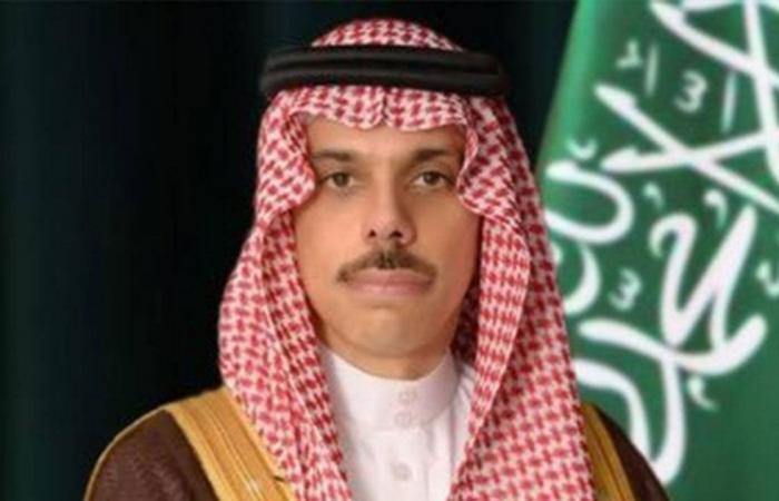 تفاصيل الاتصال الهاتفي بين الأمير فيصل بن فرحان ووزير الخارجية الأمريكي