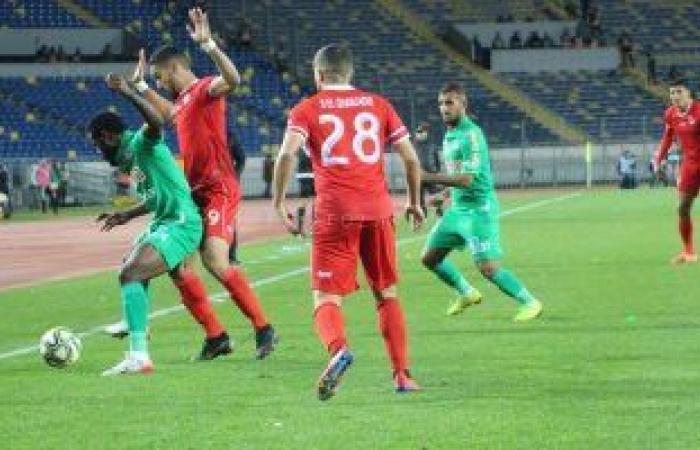 مولودية الجزائر يهاجم الزمالك بـ 3 لاعبين فى مواجهة اليوم