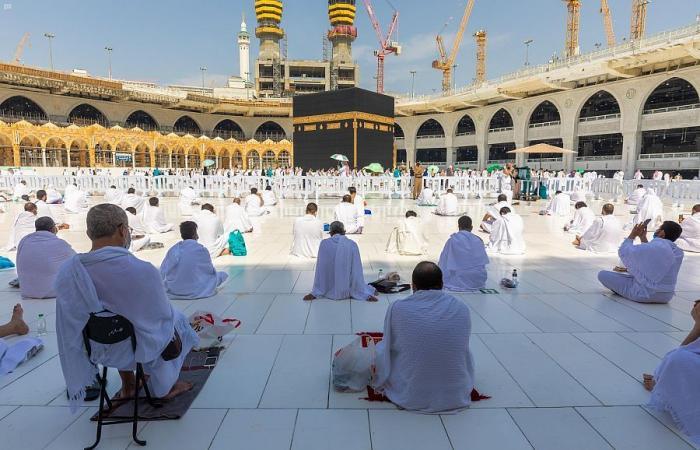 خطيب المسجد الحرام : التوحيد أول الدين وآخره