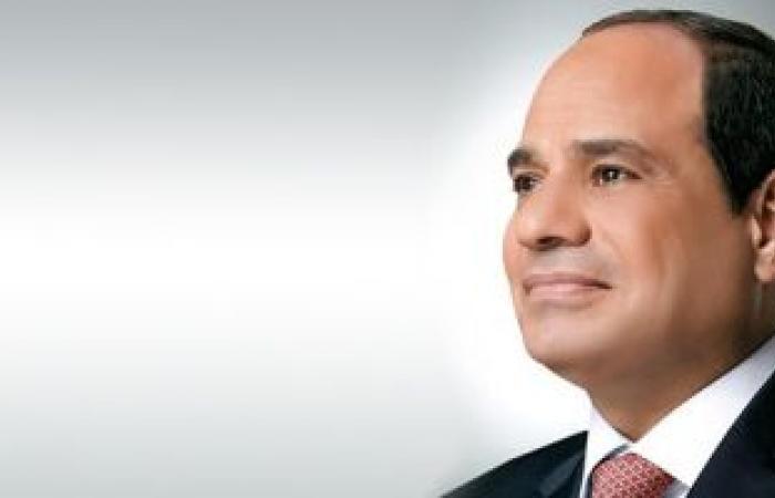 الأهلى يشكر الرئيس السيسى ويتعهد ببذل أقصى جهد لرفع راية مصر عالية
