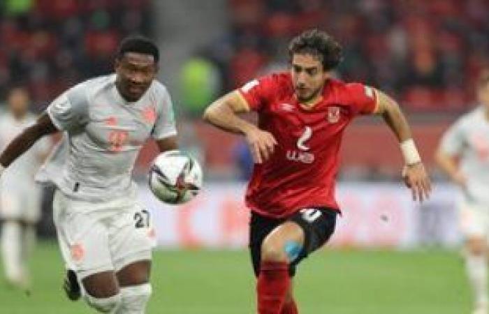 محمد هاني:هدفي أكون رقم 1 فى مركزى وتعاهدنا على العودة للمونديال السنة المقبلة