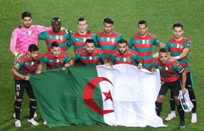 مدرب مولودية الجزائر: عانينا أمام الزمالك