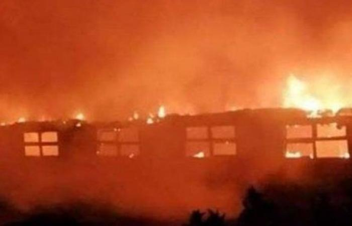 إصابة شخصين في اندلاع حريق بمنزل في الإسماعيلية