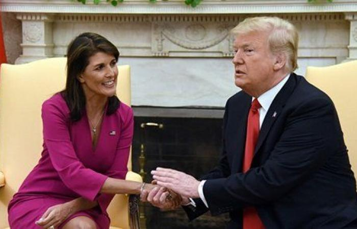 خذلنا وكان يجب ألا نتبعه.. سفيرة ترامب لدى الأمم المتحدة تفتح النار عليه